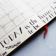 Come organizzare un'agenda